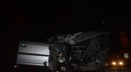Accident MORTAL pe drumul spre Orăștie. Un tânăr de 19 ani a murit