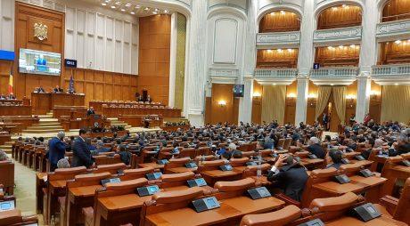 Primari hunedoreni, la Parlament pentru a susține Guvernul