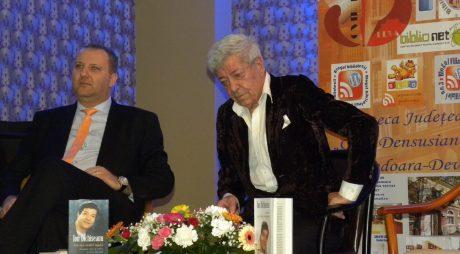 Un oaspete drag la Deva: actorul Ion Dichiseanu