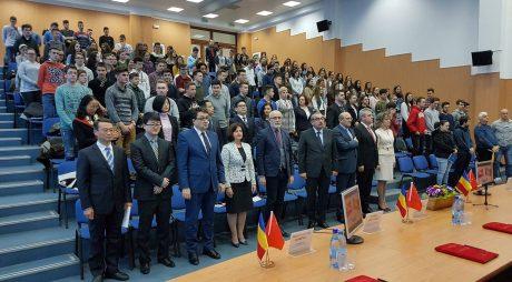 ROMÂNIA-CHINA | Colaborare în domeniul educației