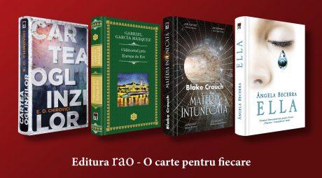 Stand al Editurii RAO la Biblioteca Județeană