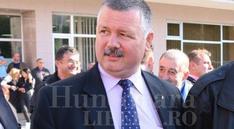 Petru Lobonț, președinte al CA de la spitalul județean