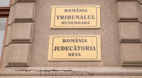 6 condamnați de Tribunalul Hunedoara, prinși de polițiști