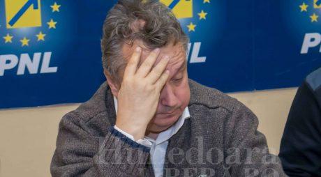 Prefectul județului Hunedoara, Vasilică Potecă, S-A AUTOIZOLAT în sediul Prefecturii