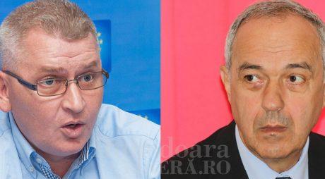PNL versus PSD   Unii cu spectacolul, ceilalți cu milităria de partid