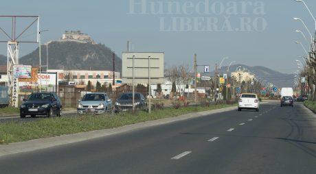 Cine întreține drumurile naționale din județul Hunedoara