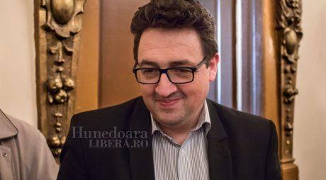 Fabius – Tiberiu Kiszely este noul prefect de Hunedoara