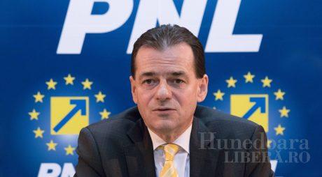 PNL va ataca la CCR proiectul de modificare a Legii referendumului
