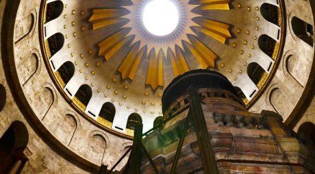 VIDEO. Mormântul lui Iisus Hristos a fost REDESCHIS