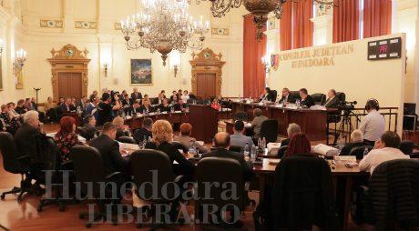 Bugetul pe 2017 al administrației județene a fost aprobat