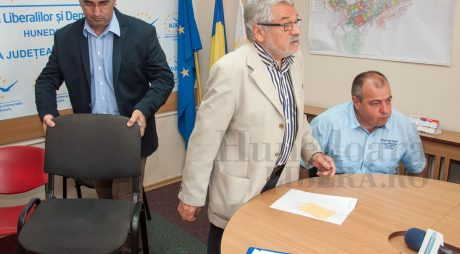 Numirile de la CEH, motiv de harță în ALDE Hunedoara