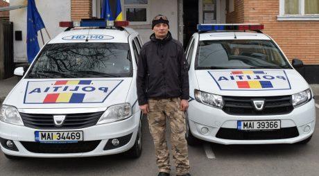 Cine este polițistul care i-a salvat pe cei doi alpiniști