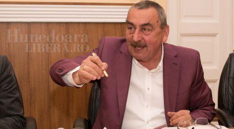 Mircea Bobora își scoate fiica din Consiliul de Administrație de la CJAS