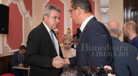 Pentru prima oară după 1996, PSD are primar la Deva. Și, culmea, nu a fost nevoie de alegeri!