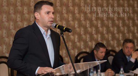 Tiberiu Balint a fost ales preşedinte al PNL Deva