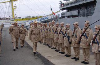 Exerciţii militare navale româno-britanice la Constanţa