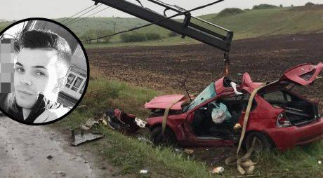 Tragedie în Joia Luminată. Un tânăr de 21 de ani a murit într-un grav accident