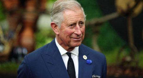 """Moștenitorul Coroanei Britanice, """"Prinț de Tranilsvania"""""""
