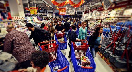 România a importat alimente în valoare de 5 miliarde de euro în primele 10 luni ale anului 2017