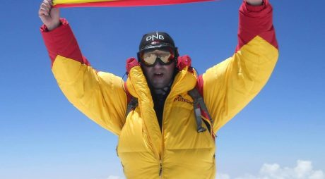 Horia Colibășanu a urcat pe Everest fără oxigen suplimentar sau șerpași