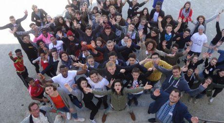 Tinerii hunedoreni se implică în problemele Europei