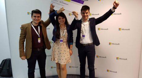 Doi tineri din Petroșani vor să cucerească AMERICA!