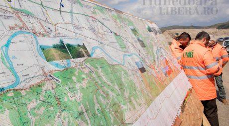 Mobilizare uriaşă pe Autostrada Lugoj-Deva! Ce se întâmplă