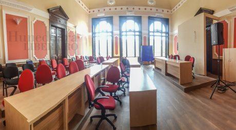 Luni, ședință extraordinară la Consiliul Local Deva