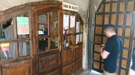Jaful de la Castelul Corvinilor