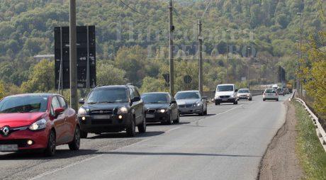 Trafic rutier reluat după 5 ore pe DN68 A