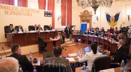 Raportul conducerii Consiliului Județean Hunedoara (Document)