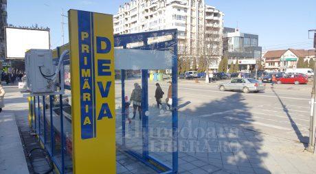 DEVA. Noile trasee de transport public local de călători