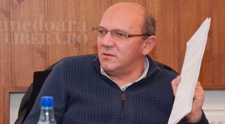 SURSE: Sorin Vasilescu a demisionat din funcția de vicepreședinte al CJ Hunedoara