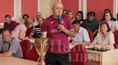 Cupa României la futsal a ajuns la Deva!