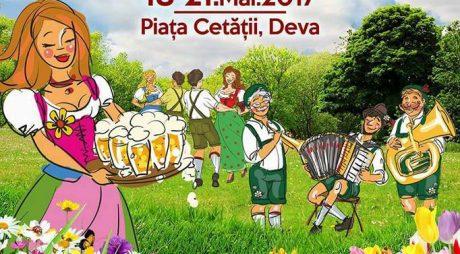 DEVA | Primul Festival al Berii din acest an