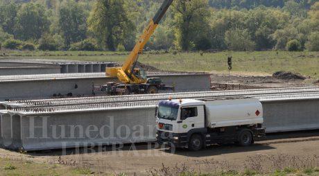Breaking News: RESTRICȚII  de circulație pe podul de la Șoimuș