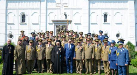 Veteranii, omagiați la Deva
