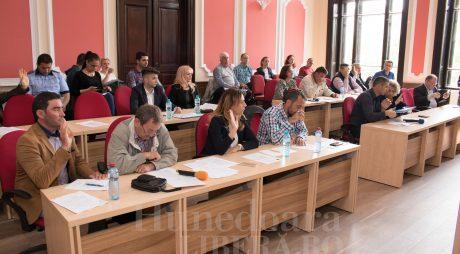 Consiliul Local Deva, convocat miercuri în ședință de îndată