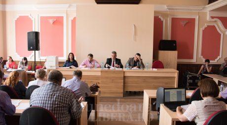Consiliul Local Deva, convocat de îndată