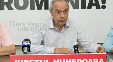 OFICIAL: Laurențiu Nistor candidează pentru un nou mandat în fruntea PSD Hunedoara