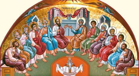 RUSALIILE, sărbătoarea creștină care încheie ciclul pascal