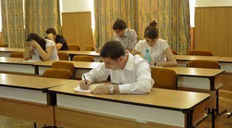 Încep simulările pentru examenele de evaluare națională și Bacalaureat