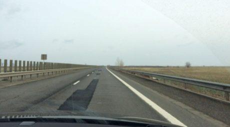 Lucrările de reparație pe Autostrada Soarelui încep marți