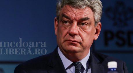 NEWS ALERT: Mihai Tudose, propunerea de premier a coaliției PSD+ALDE