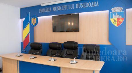 Consiliul Local Hunedoara, convocat în ședință. Ce se dezbate