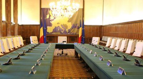 UPDATE: Ședința de Guvern a fost ANULATĂ