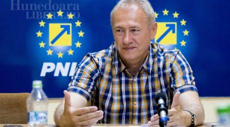 AVERILE PARLAMENTARILOR DE HUNEDOARA | Lucian Ovidiu Heiuș (deputat PNL)