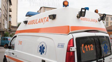 Accident într-un cartier din Hunedoara! O femeie, rănită