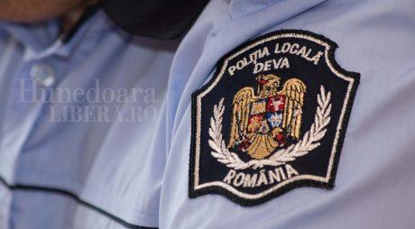 Polițiștii locali nu au voie să dea amenzi șoferilor în trafic