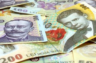 Leul, la un nou minim faţă de euro; cursul BNR: 4,6890 lei/euro